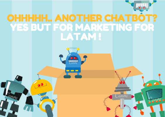 Another Chatbot (yes for latam)